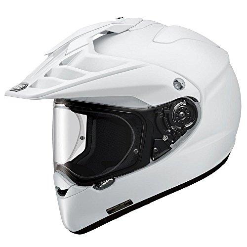 Shoei HORNET ADV White XL61cm Size Full Face Helmet