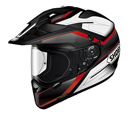 Shoei helmet HORNET ADV SEEKER TC-1 Red  Black M 57cm