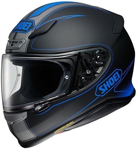 Shoei RF-1200 Flagger BlackRed Full Face Helmet L