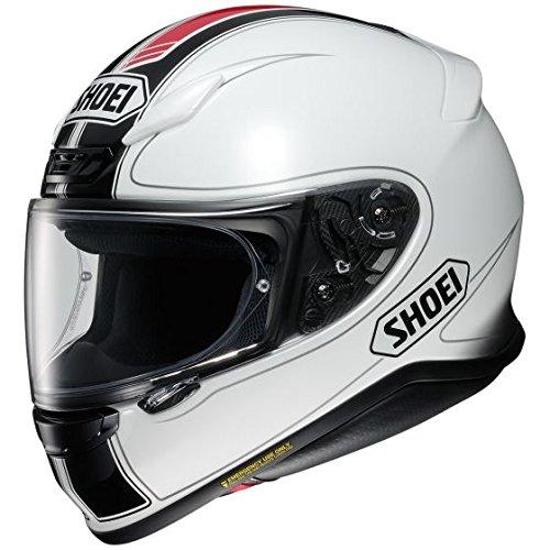 Shoei RF-1200 Flagger Sports Bike Racing Motorcycle Helmet - TC-6  Medium