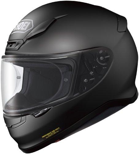 Shoei RF-1200 Full Face Motorcycle Helmet Matte Black Small