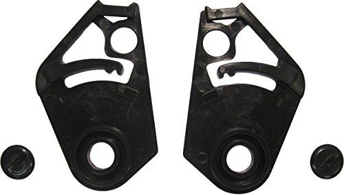 Shoei RF-R Base Plate Set Helmet Accessories - Black