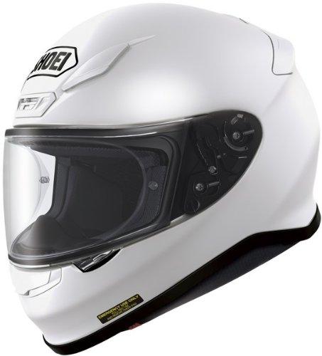 Shoei Rf-1200 White SIZELRG Full Face Motorcycle Helmet