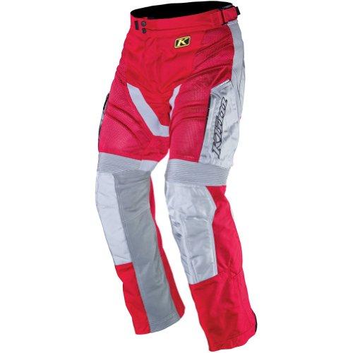 Klim Mojave Mens Dirt Bike Motorcycle Pants - RedSize 34