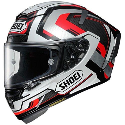 Shoei X-14 Brink Sports Bike Racing Motorcycle Helmet - TC-5  Medium