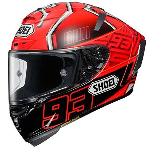 Shoei X-Spirit 3 Full Face Race Sports Motorcycle Helmet - Marquez M