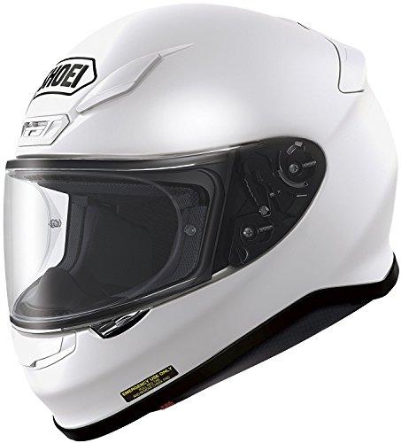 Shoei RF-1200 Motorcycle Helmet Snell M2010 Gloss White Medium