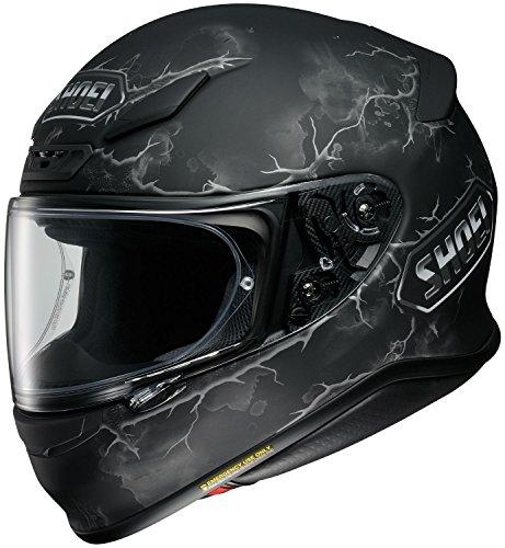 Shoei RF-1200 Ruts Black Full Face Helmet S