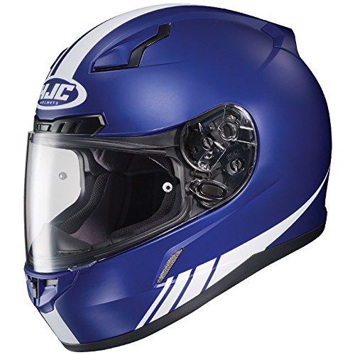 HJC Full Face Helmet CL-17 STREAMLINE MC-2F