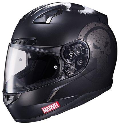 HJC Full Face Helmet CL-17 THE PUNISHER L