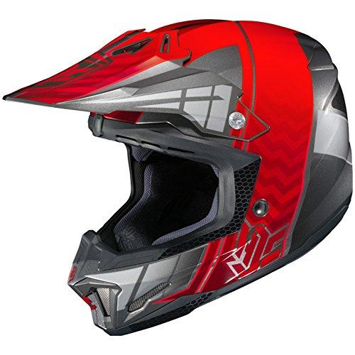 HJC Full Face Helmet CL-X7 CROSS-UP - MC-1