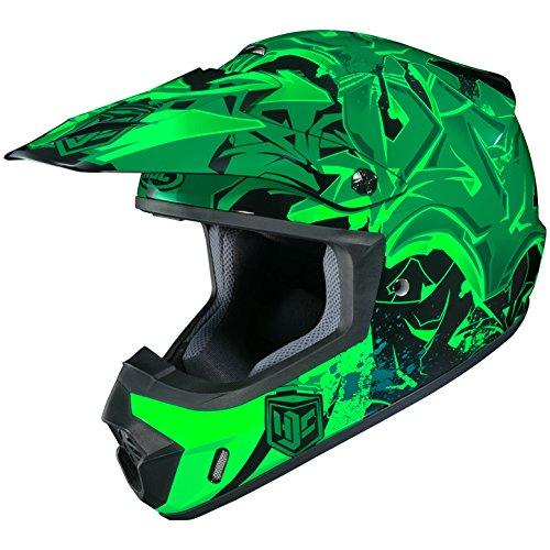 HJC Full Face Helmet CS-MX II GRAFFED - MC-4