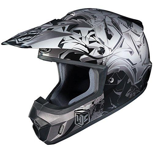 HJC Full Face Helmet CS-MX II SQUAD MC-5F