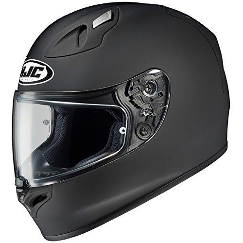 HJC Full Face Helmet FG-17 SOLID Matte Black