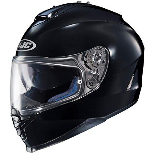 HJC Full Face Helmet IS-17 SOLID Metallic Black