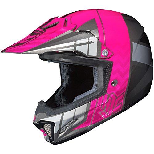 HJC Full Face Helmet YOUTH CL-XY II CROSS-UP - MC-8