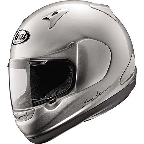 Arai RX-Q Aluminum Silver Full Face Helmet - 2X-Large