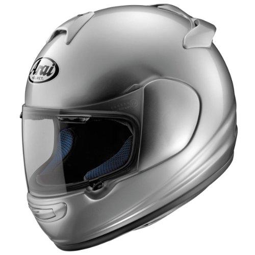 Arai Vector 2 Aluminum Silver Full Face Helmet - 2X-Large