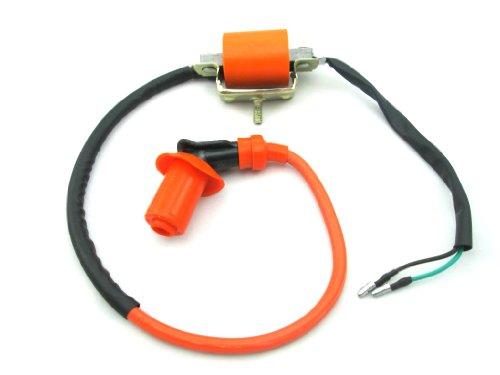 Hp Ignition Coil Spark Plug Cap & Wire Dirt Bike Honda Xr50 Crf50 Xr 50 Pit Bike
