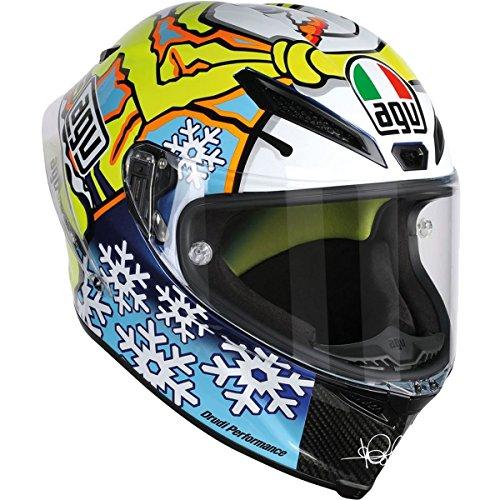 AGV LTD Pista GP Adult Helmet - Winter Test  Large