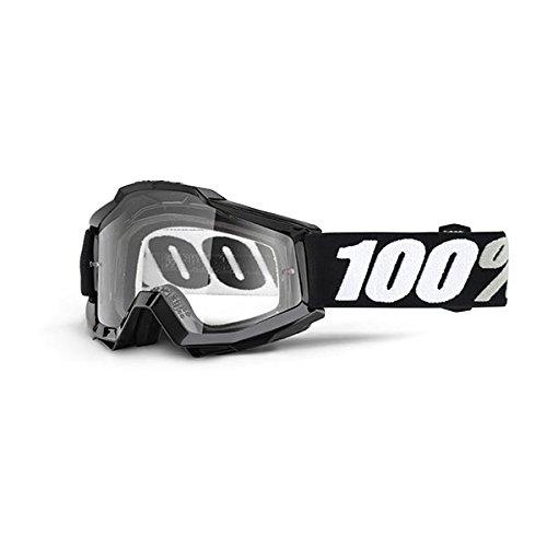 100 Accuri Enduro Goggles TornadoClear Dual