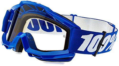 100 Accuri OTG Goggles-Reflux Blue