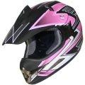 ATV Motocross Helmet 405-189 Pink
