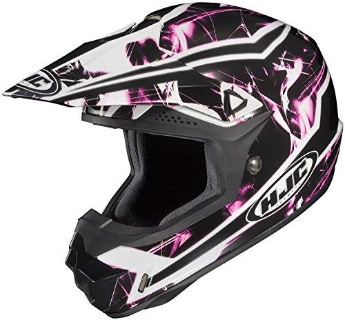 HJC CL-X6 Hydron Motocross Helmet MC-8 Pink XXL 2XL