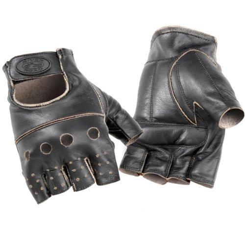 River Road Buster Vintage Gloves - 2x-large/dark Brown