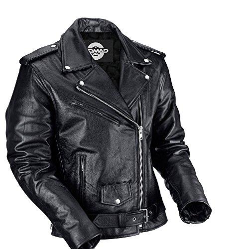Nomad USA Classic Biker Jacket L