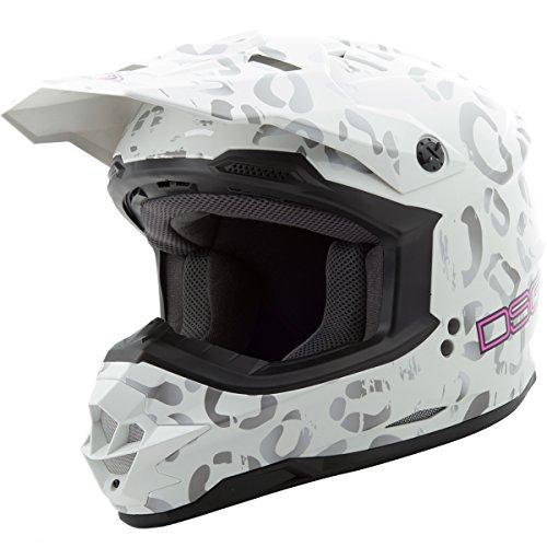 GMAX unisex-adult full-face-helmet-style Helmet Dsg Gm76S Multi Leopard Medium