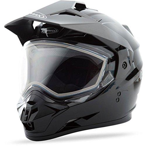 GMAX unisex-adult full-face-helmet-style Helmet Gm11S Sport  Black X-Large