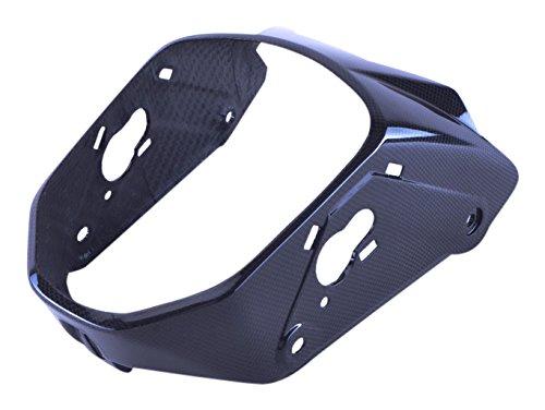 Bestem CBHO-GROM-HDLC-M Carbon Fiber Headlight Cover Bowl Honda Grom Full