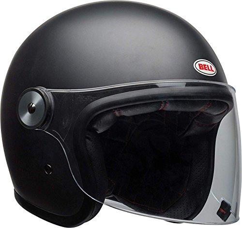 Bell Riot Flip-Up Motorcycle Helmet Solid Matte Black Medium