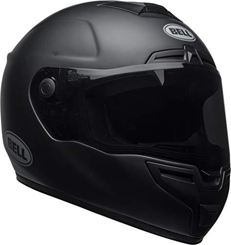 Bell SRT Street Motorcycle Helmet Matte Black X-Large