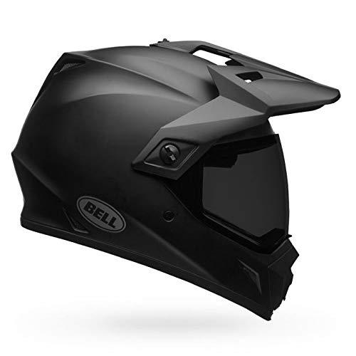 Bell MX-9 Adventure MIPS Full-Face Motorcycle Helmet Solid Matte Black Large