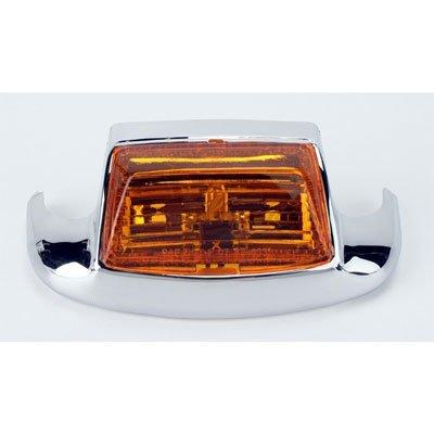 BkRider Amber Fender Light Tip for Harley-Davidson 00-12FLT OEM 68706-00