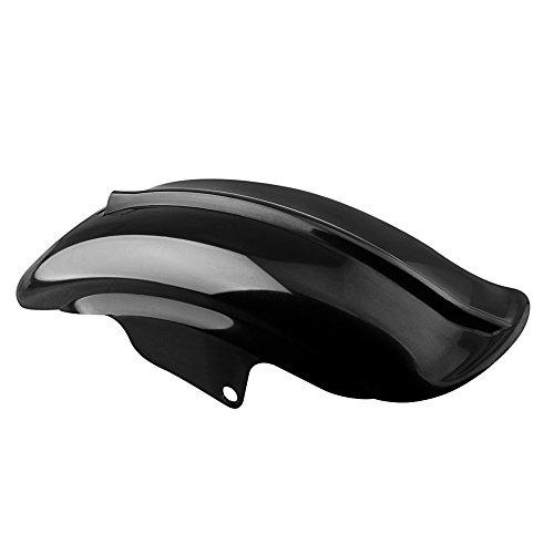 Lightweight Black Rear Fender Mudguard for Chopper Bobber Café Racer Harley Sportster Solo XL
