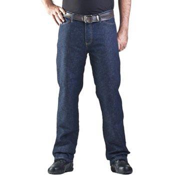 Drayko Renegade Riding Jeans Mens Denim Road Race Motorcycle Pants - Indigo  Size 40