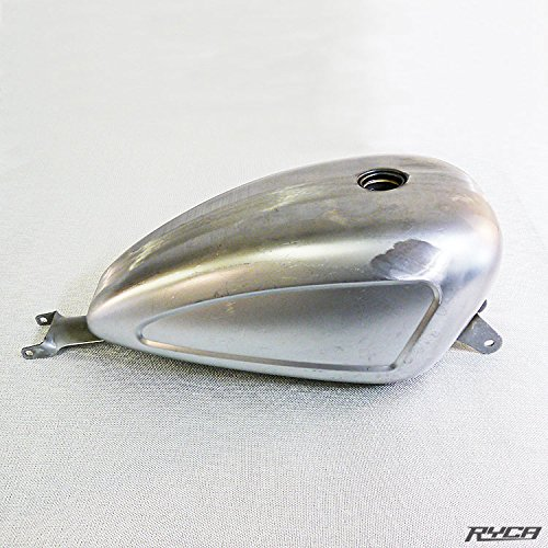 Custom Chrome 629442 Indented Sportster Fuel Tank 07 to Present