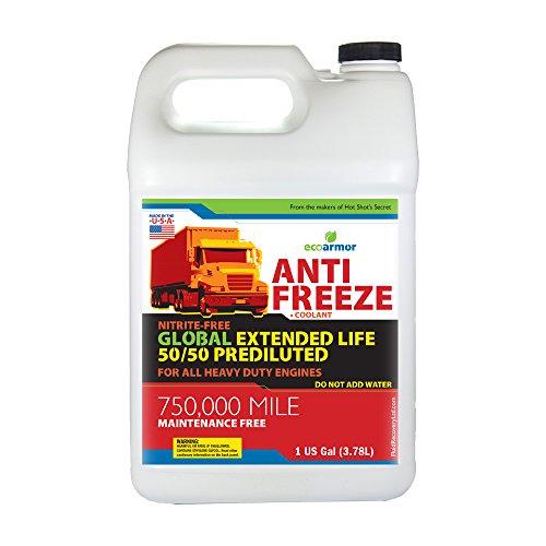 Hot Shots Secret 1G750KR Red Antifreeze 1 gallon