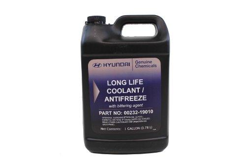 Genuine Hyundai Fluid 00232-19010 Long Life Coolant - 1 Gallon