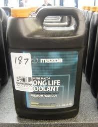 Genuine Mazda Fluid 0000-77-505E-20 Premium Long Life Coolant - 1 Gallon