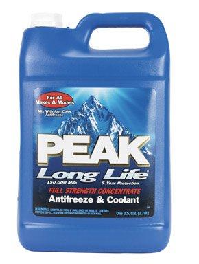 Peak Long Life Antifreeze And Coolant 1 Gal