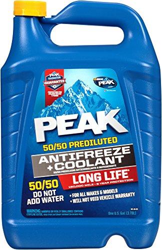 PEAK PRAB53 Long Life 5050 Antifreeze - 1 Gallon