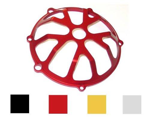 TPO Parts Ducati Dry Clutch Cover - 10 Spoke - Gold