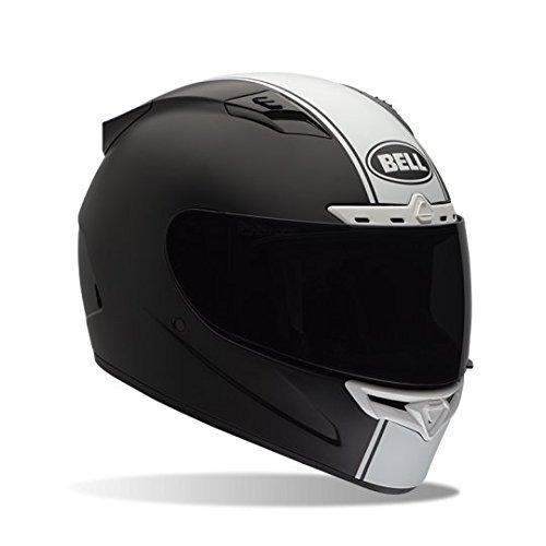 New 2016 Bell Vortex Motorcycle Helmet Rally Matte Black - Large