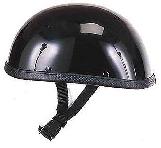 Novelty Eagle Shiny Biker Motorcycle Helmet Medium