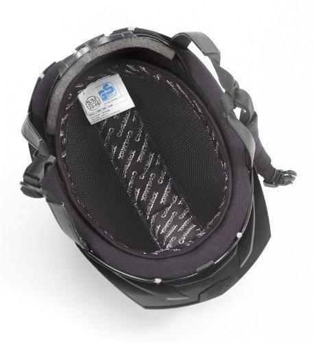 Ovation Coolmax Helmet Liner - Quantum Helmets - SizeXsmallSmall ColorBlack