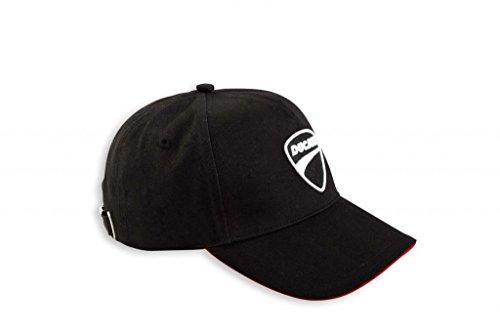 Ducati Mens Logo Cap One Size Black